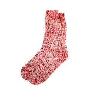 носки-шерстяные-красные