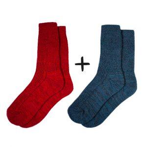 Собери свой набор полушерстяных носков